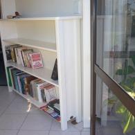 Bespoke Order Book Shelf