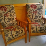Manufactured Fireside Chairs