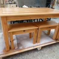 Customer Designed Dining Table