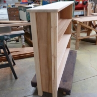 Bespoke Order Book Shelf1490x1160x300